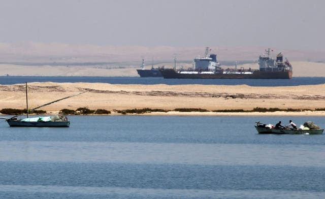 Egypt cannot control traffic in Suez Canal: Muslim Brotherhood member
