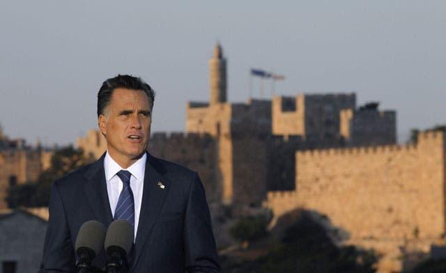 White House wants Romney to explain Israel remarks