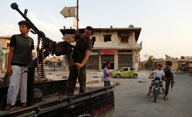 Syria's FSA reportedly got surface-to-air missiles, U.N. to convene over crisis