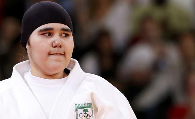 After making history at Olympics, Saudi judoka draws praise and scorn
