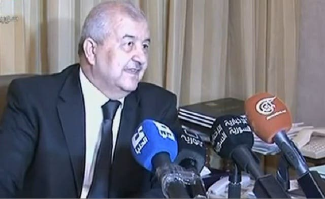 Chief of protocol at the Syrian presidential palace denies defection