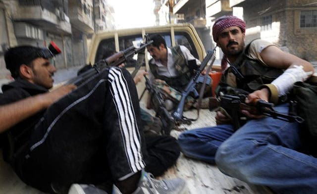 Britain to give over $7 million to Syria rebels; U.S. seeks ways to strengthen opposition