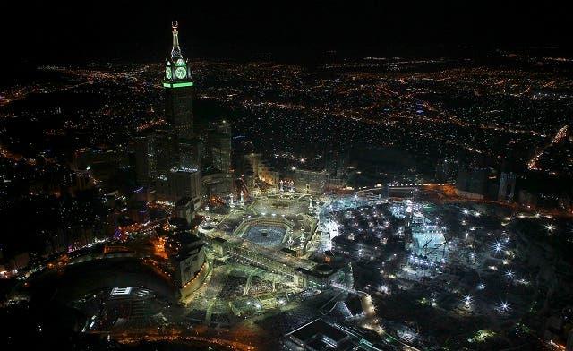 Saudi Arabia approves $16.5 billion Mecca transport revamp