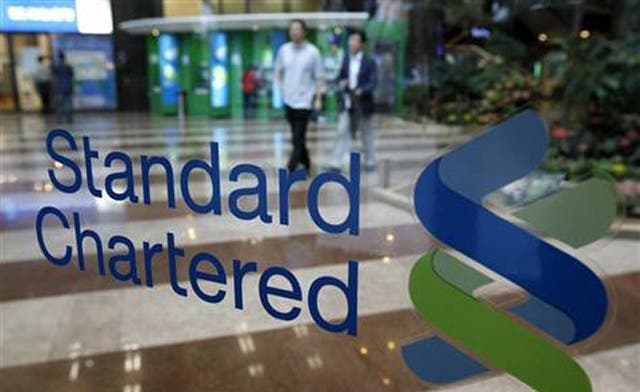 Families of U.S. victims sue Standard Chartered for hiding Iran's assets