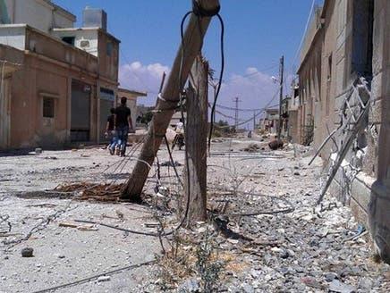 قوات الأسد تقتحم مشفى بدرعا وتعتقل الجرحى
