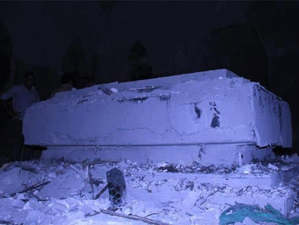 إسلاميون يدمرون ضريح صوفي يعود للقرن 15 في ليبيا