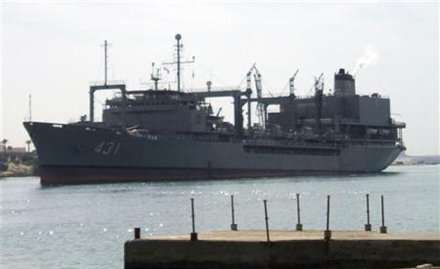 Egypt rejected U.S. demand to fire on Iranian ship: Suez chief