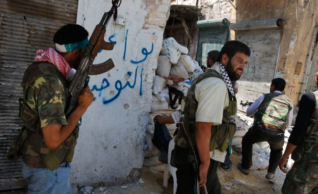 Syria forces open new front in Damascus to target key rebel areas: activists