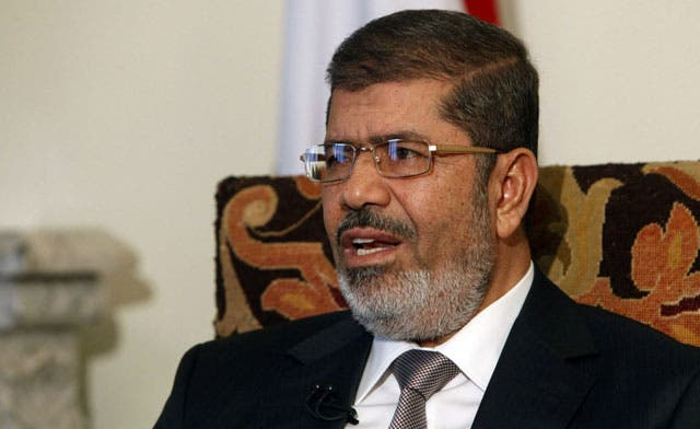 Egypt's Mursi using jihadists to mediate with radical Islamists in Sinai