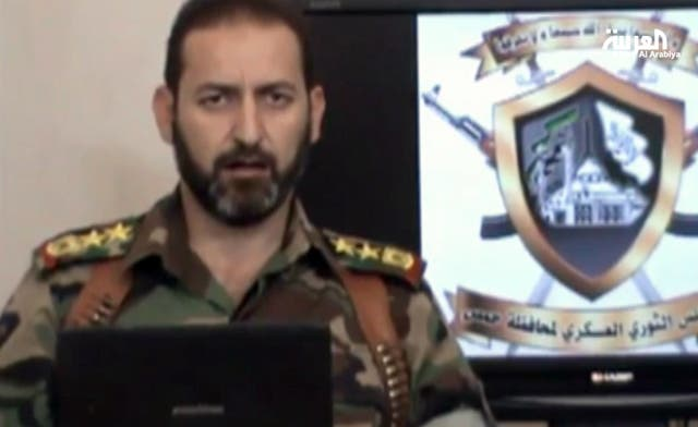 Syrian rebels form 'Revolutionary Military Council' in Homs