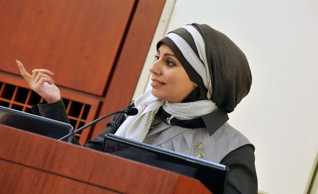 Mody al-Khalaf marks new achievement for Saudi women