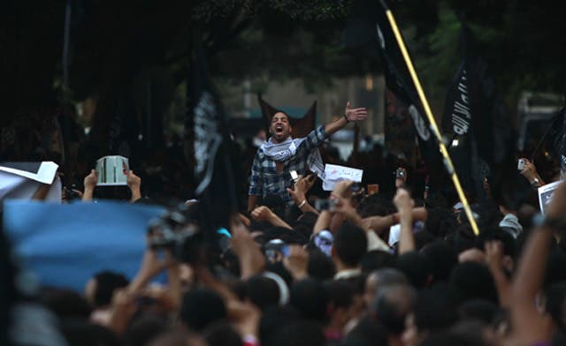 Egypt Islamists call for 'peaceful' protests against 'anti-Islam' film