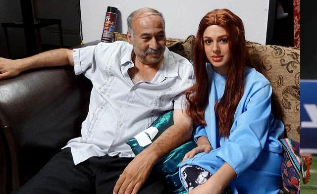 In first picture, man behind anti-Islam film appears with 'duped' actress