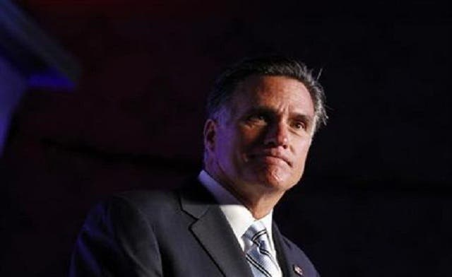 Palestinians hit out at Romney's peace remarks