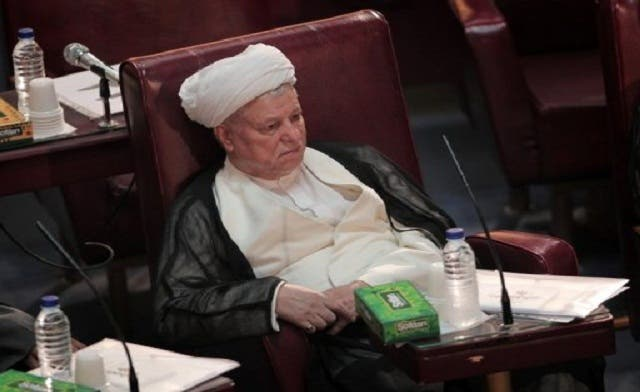 After daughter, Iran arrests son of ex-president Rafsanjani