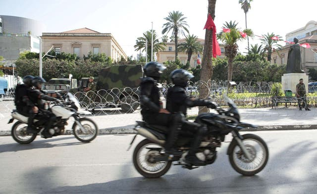 Outrage in Tunisia after woman raped by police is accused of indecency