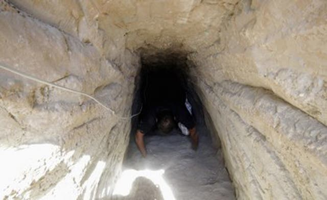 Gazans face food shortages as Egypt closes tunnels