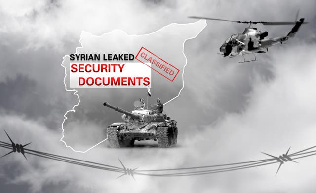 Al Arabiya to air newly-leaked, highly-classified Syrian security documents