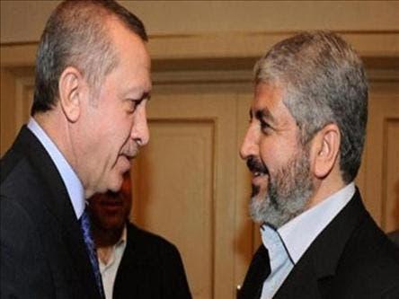 خالد مشعل: اردوغان نه تنها رهبر ترکیه بلکه یک رهبر جهان اسلام است