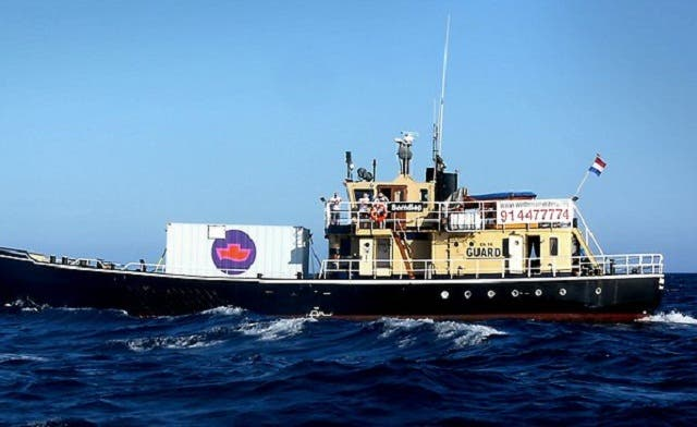 Dutch abortion ship heads for Morocco