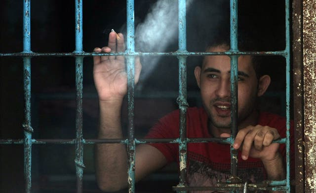 Rights group accuses Hamas security forces in Gaza of prisoner abuse