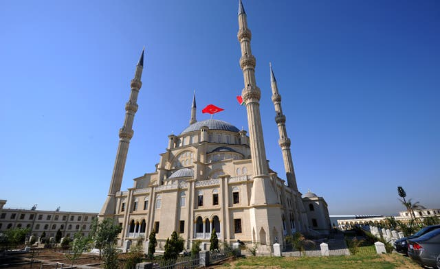 South Africa opens giant Turkish-built mosque complex