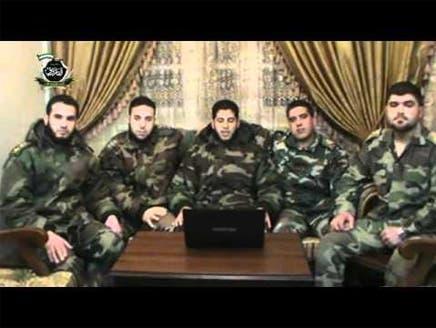 كتيبة الفاروق تعتقل حسام الأسد ابن عم بشار في حمص