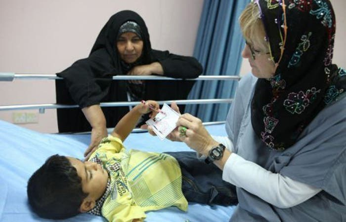 Study shows high number of birth defects in bombarded Iraqi cities