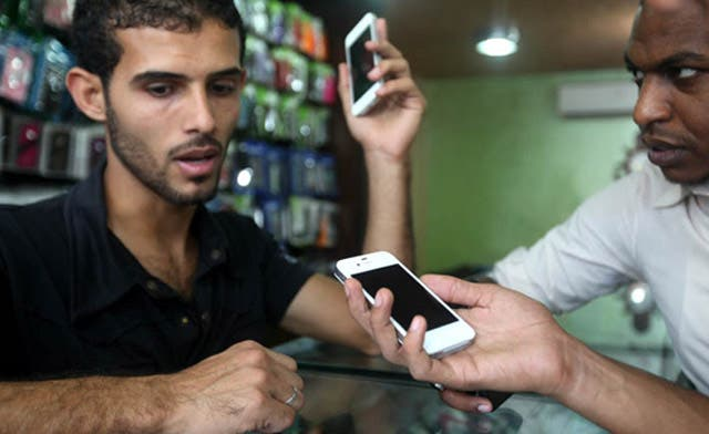 Apple's new iPhone 5 sells in Gaza before it reaches Israel