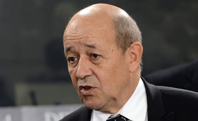 African Mali intervention 'a matter of weeks': France