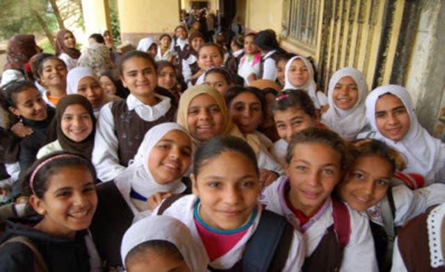 Egypt teacher cuts hair of schoolgirls for not wearing Muslim headscarf
