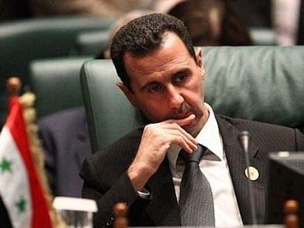 الأسد يحتمي بالحرس الثوري الإيراني خشية الاغتيال