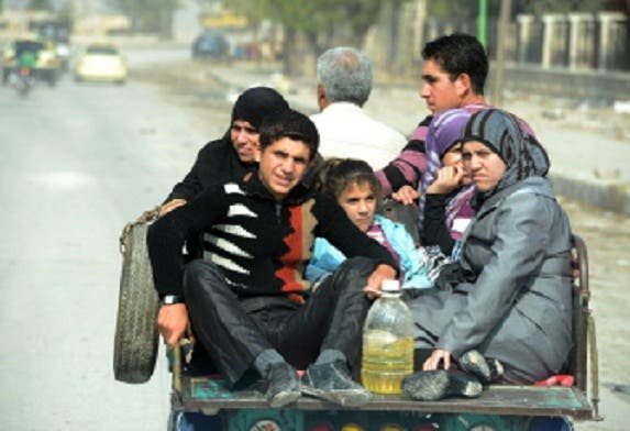 Clashes and air strikes mark third day of Syria's 'truce'
