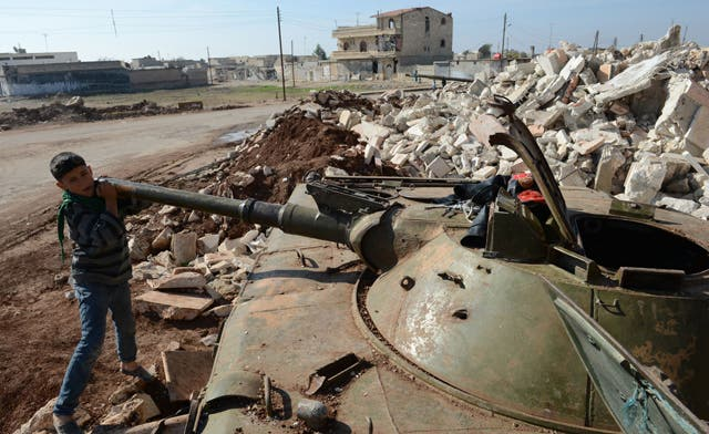 Ramos-Horta warns of 'Somalization' of Syria as airstrikes leave more deaths