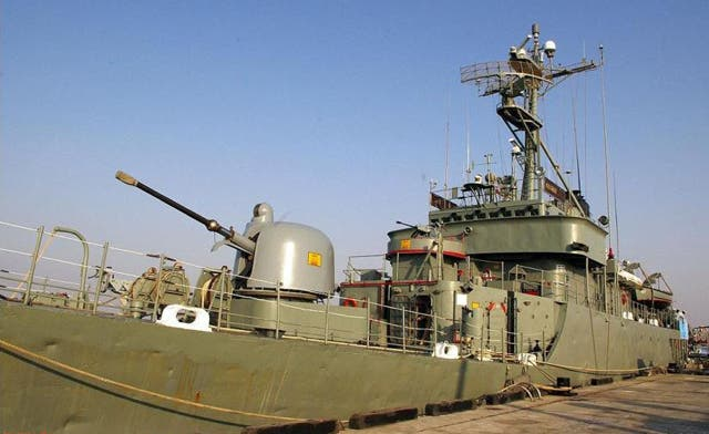 Iranian warships dock in Sudan port amid row with Israel over factory blast
