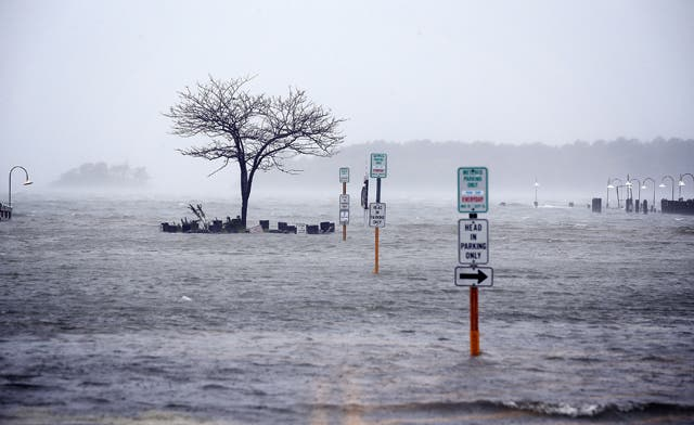 Superstorm Sandy, one of the costliest natural disasters in U.S. history