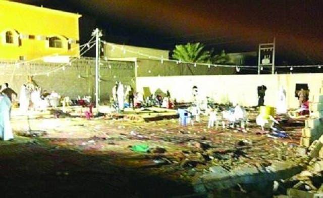 Wedding turns into disaster as electric shock kills 24 east of Saudi Arabia