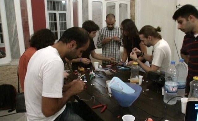 Beirut's new hackerspace nurtures invention ideas