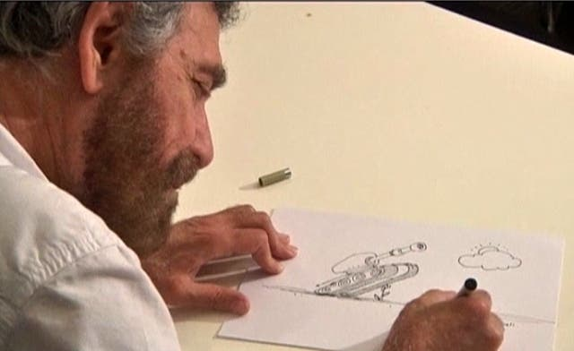 Syrian anti-Assad cartoonist plans to relaunch satirical magazine in Cairo