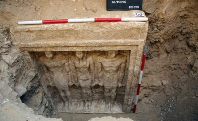Egyptian princess tomb discovered near Cairo