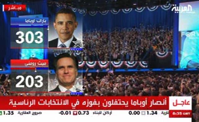 Romney congratulates Obama, concedes U.S. presidential election