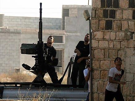 بشار الاسد کو قتل کرنے کے لیے باغی جنگجوؤں کی تربیت