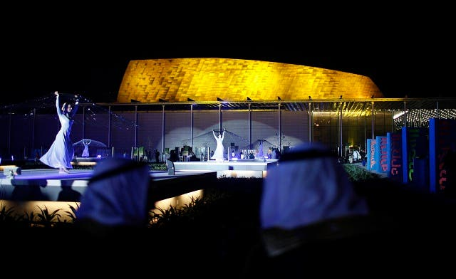 Bahrain opens Arabian Nights-themed national theater