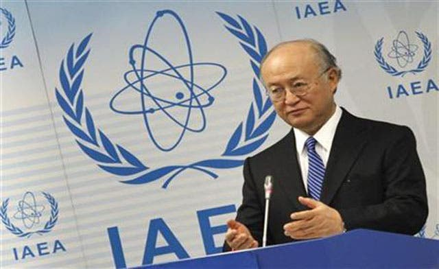 IAEA says Iran ready to double nuclear work in bunker