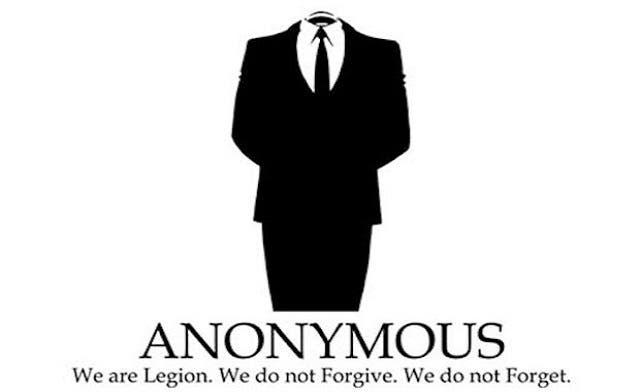 Group Anonymous attacks Israeli websites to retaliate against bombing of Gaza
