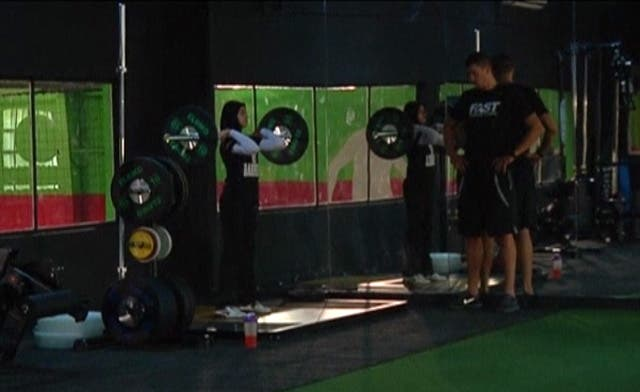 Emirati female weightlifter dreams of Olympics