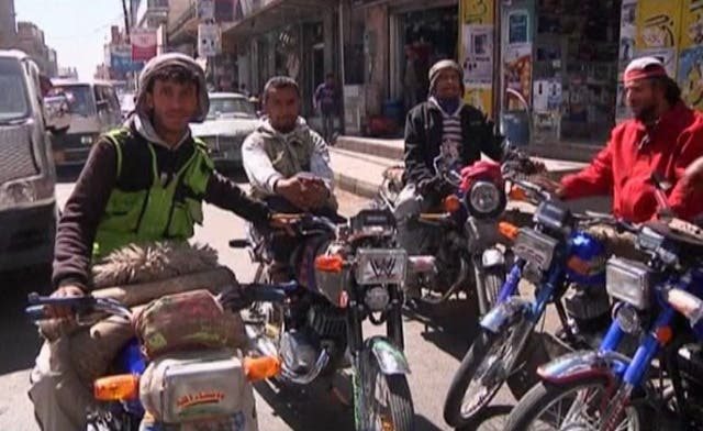 Yemeni riders protest government crackdown on motorbikes
