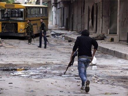 ارتش آزاد سوریه حلقه محاصره دمشق را تنگ تر کرد