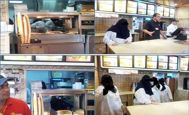Saudi cleric under fire for labelling waitresses as 'prostitutes'