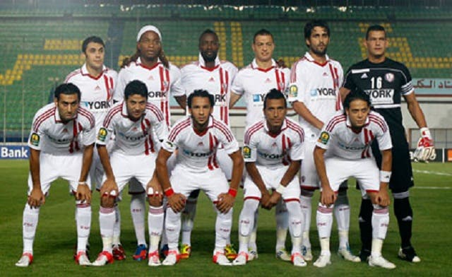 Egypt's Zamalek seek to play friendly in Gaza